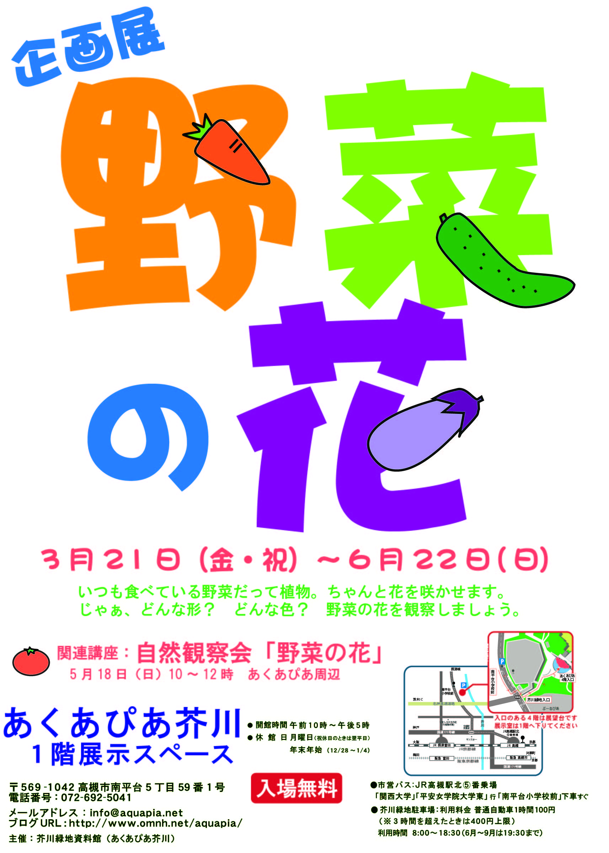 野菜ポスター