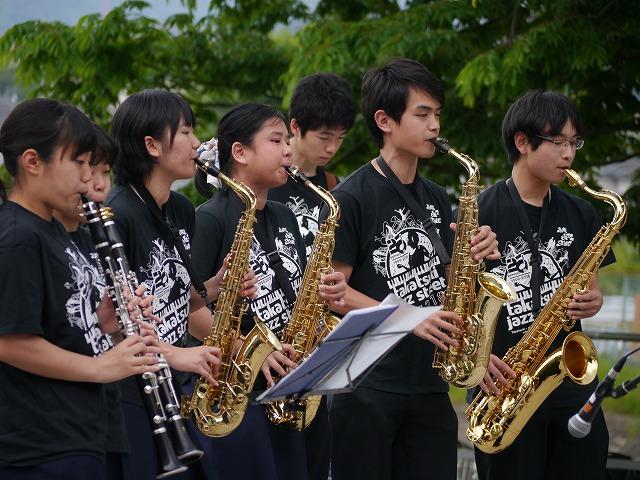 北野高校ジャズ・フォークソング部
