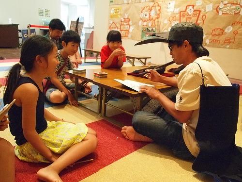 ハカセと子どもs-P8234028.jpg